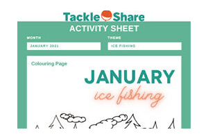 OFAH TackleShare Resources & Activities - Ice Fishing