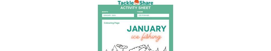 January 2021 – Ice Fishing